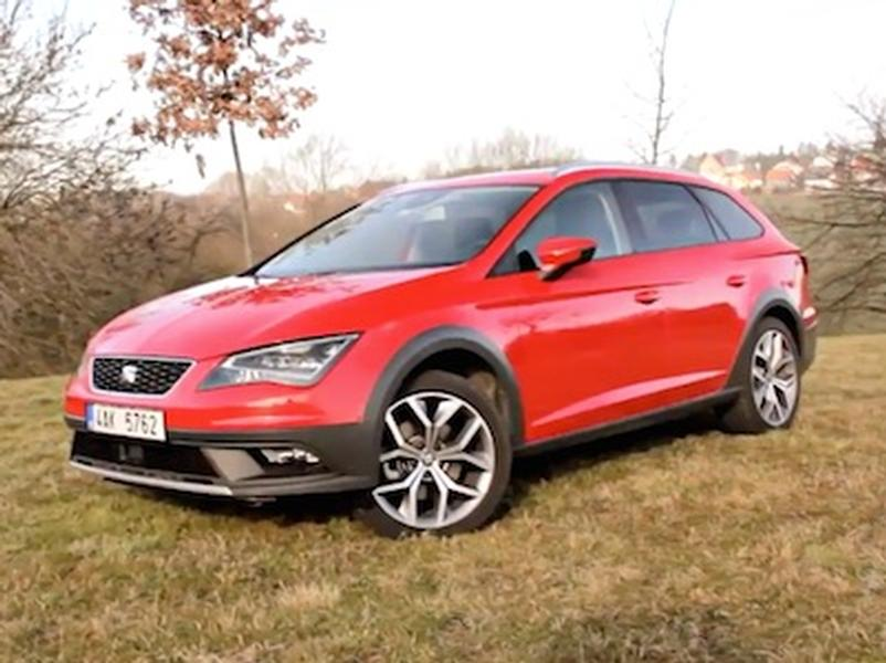 seat leon x perience 2 0 tdi autotv. Black Bedroom Furniture Sets. Home Design Ideas