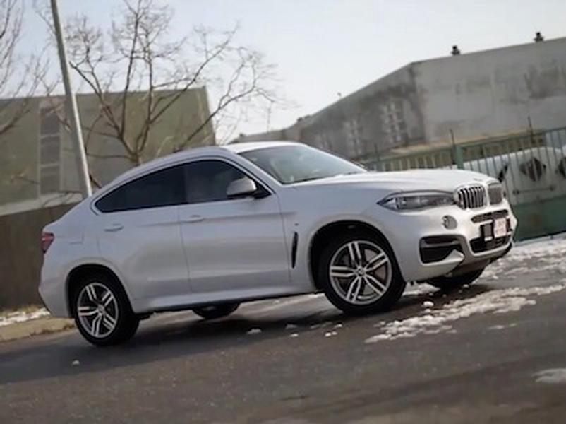 Video test BMW X6 M50d