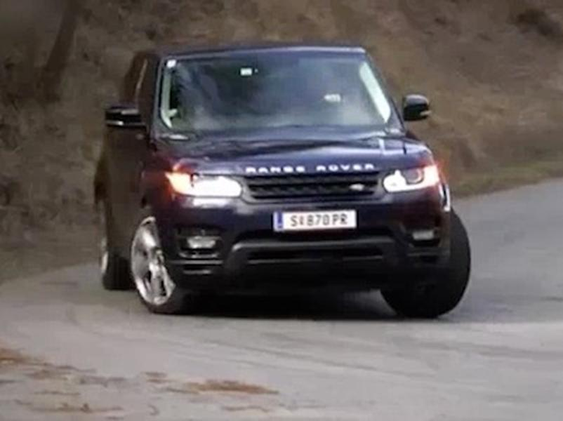 Video test Range Rover Sport Hybrid HSE