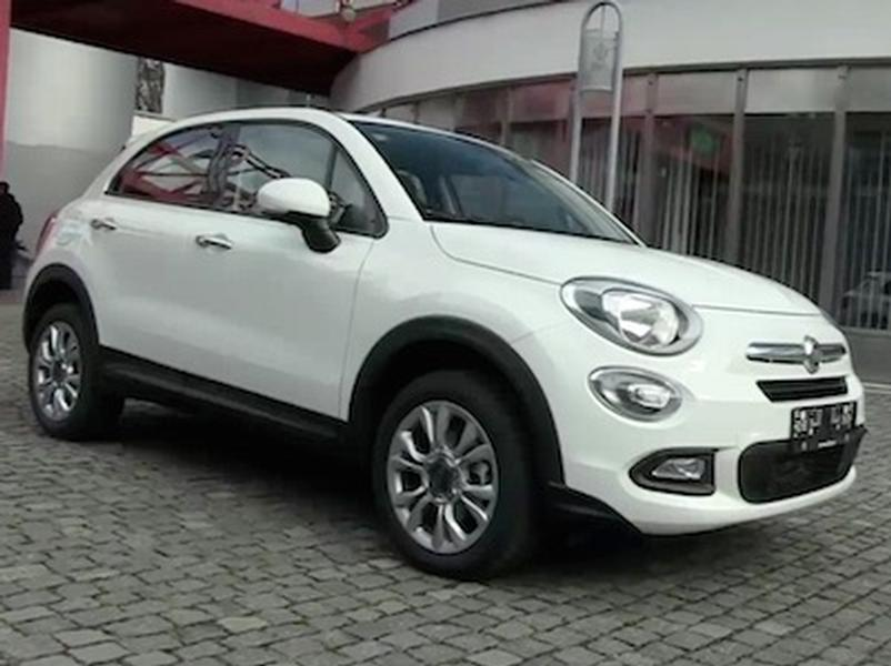 Video test Fiat 500X 1,6 MultiJet
