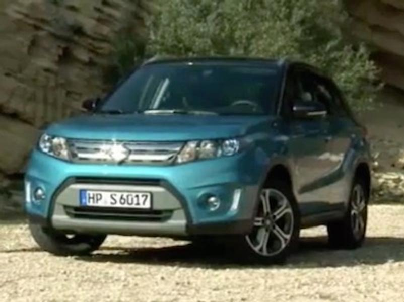 Video test Suzuki Vitara 1.6 AllGrip 4x4