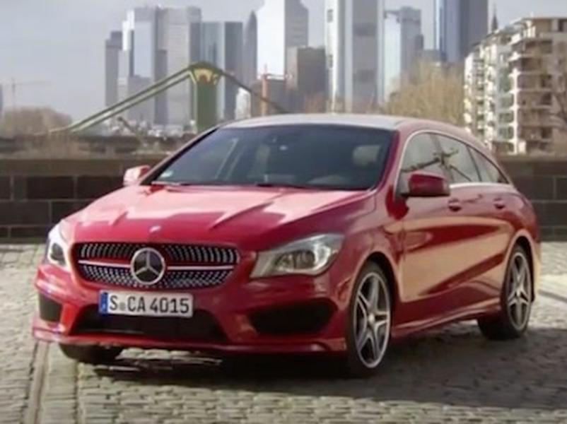 Test Mercedes-Benz CLA 250 4Matic Shooting Brake