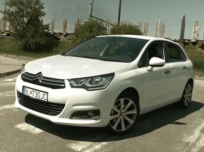 Video test Citroen C4 1.2 PureTech