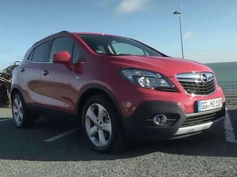 Video test Opel Mokka 1.6 CDTI