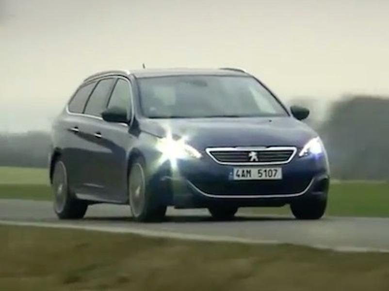 Video test Peugeot 308 GT SW 2,0 BlueHDI