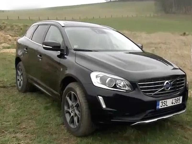 Video test Volvo XC60 D4 Drive-E FWD