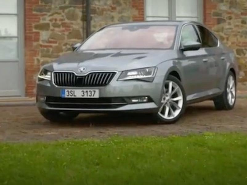 Test Škoda Superb 2.0 TDI