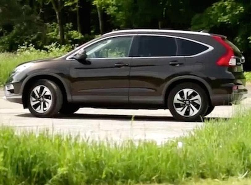 Video test Honda CRV 1.6 iDTEC AWD