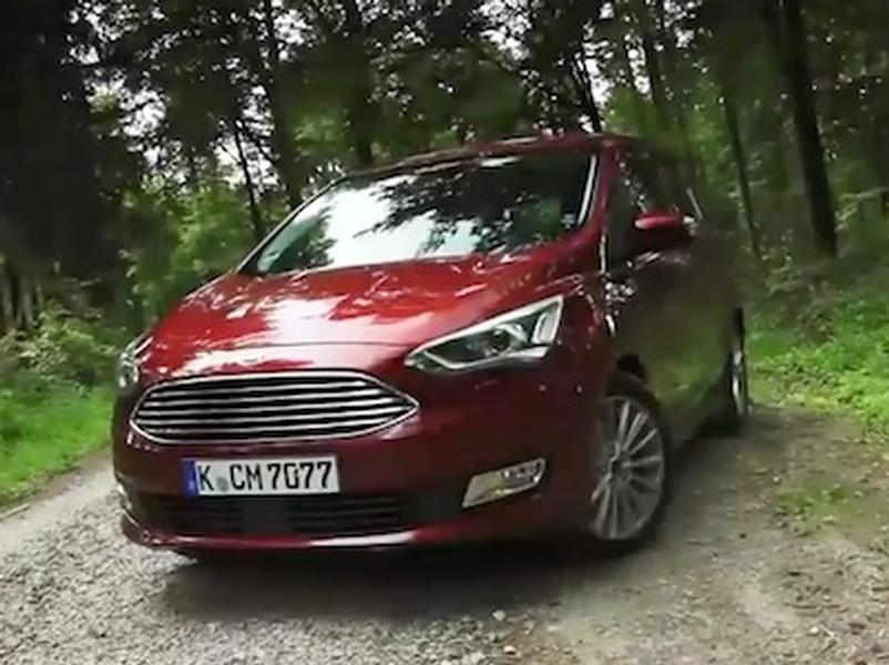 Test Ford C-MAX 1.5 EcoBoost