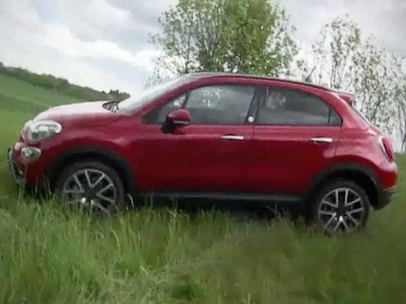 Video test Fiat 500X 2.0 MJET 4x4