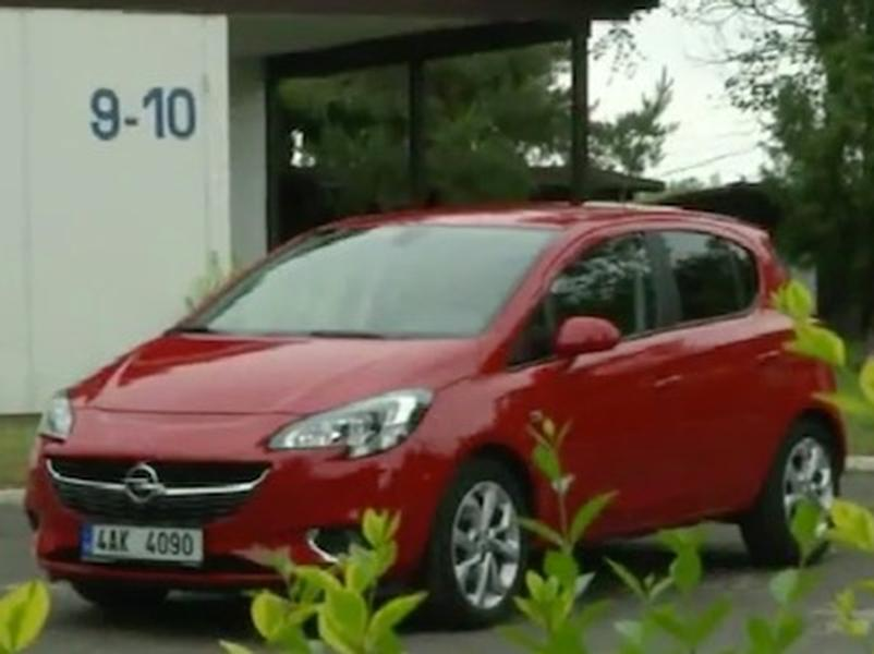 Video test OPEL Corsa 1.0
