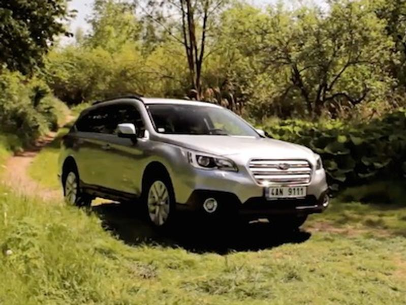 Test Subaru Outback 2.0D AT