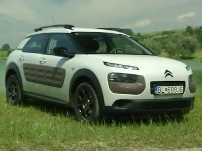 Video test Citroën C4 Cactus BLUE HDi
