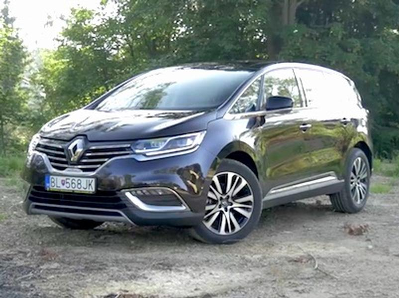 Test Renault Espace 160 dCi