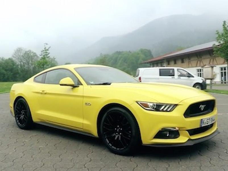 Test Ford Mustang GT 5.0