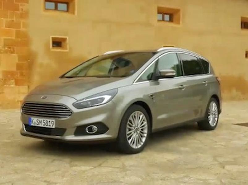 Video test Ford S-MAX 2.0 EcoBoost
