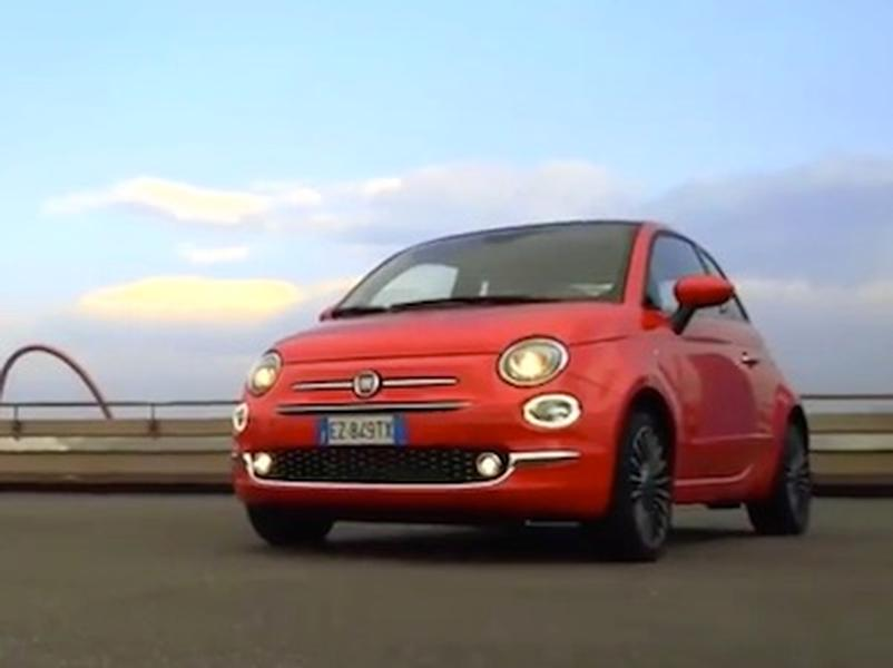 Video test Fiat 500 0.9 TwinAir Turbo