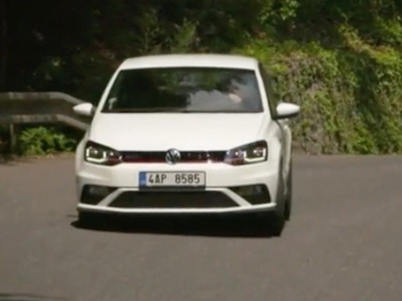 Video test Volkswagen Polo GTI