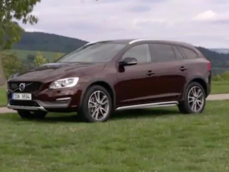 Test Volvo V60 Cross Country D4 AWD