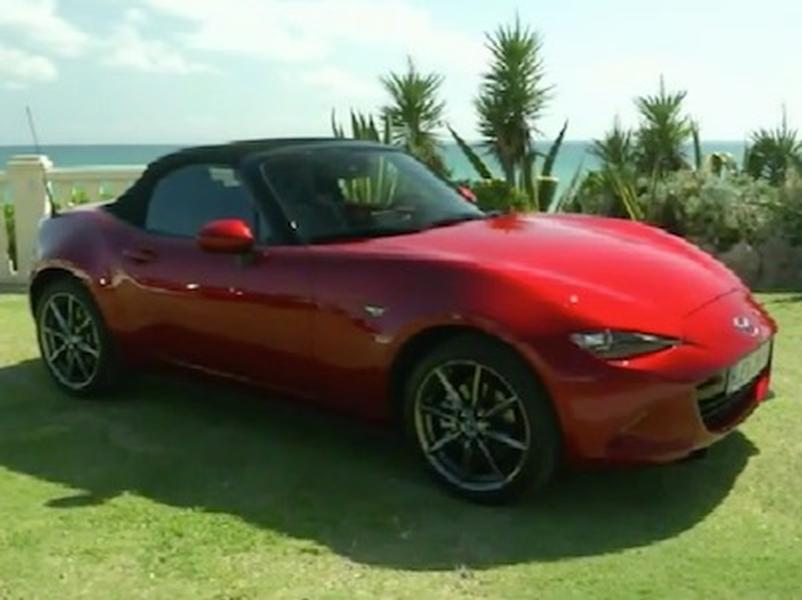 Video test Mazda MX-5