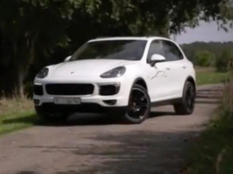 Video test Porsche Cayenne S E-Hybrid