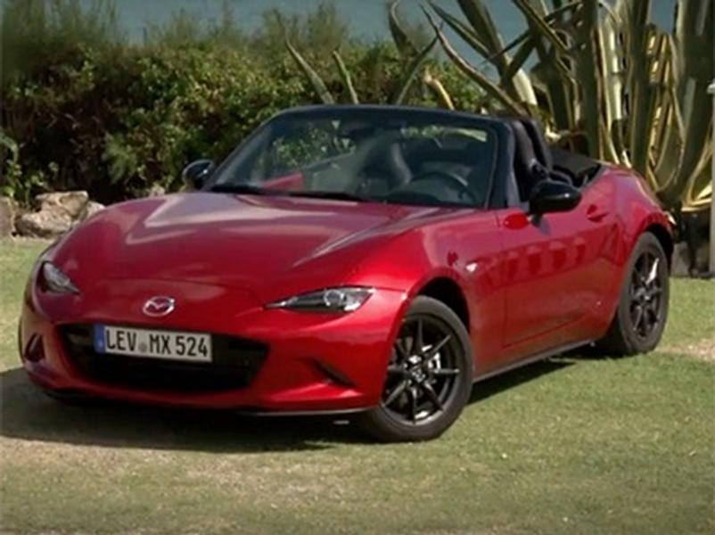 Video test Mazda MX-5 1.5 SkyActiv-G130