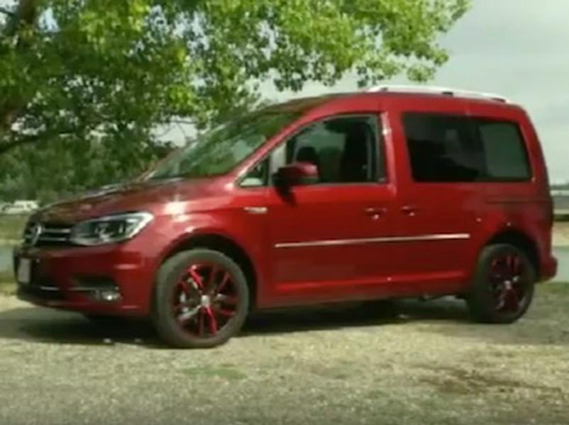 Test Volkswagen Caddy 2.0 TDI
