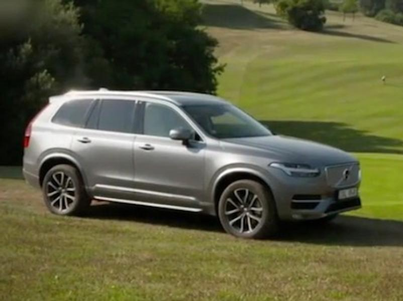 Video test Volvo XC90