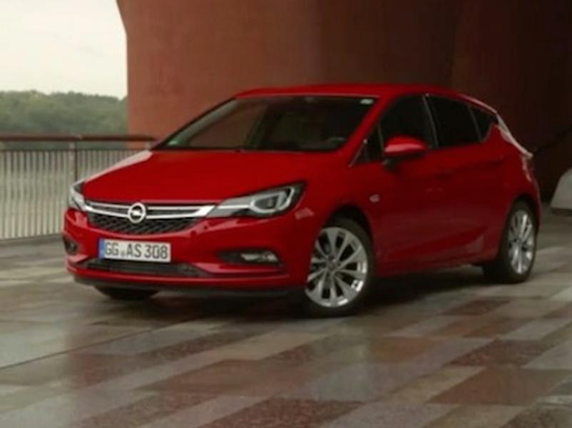Video test Opel Astra 1,4 Turbo