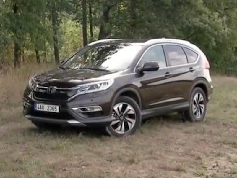 Video test Honda CRV 1.6 i-DTEC