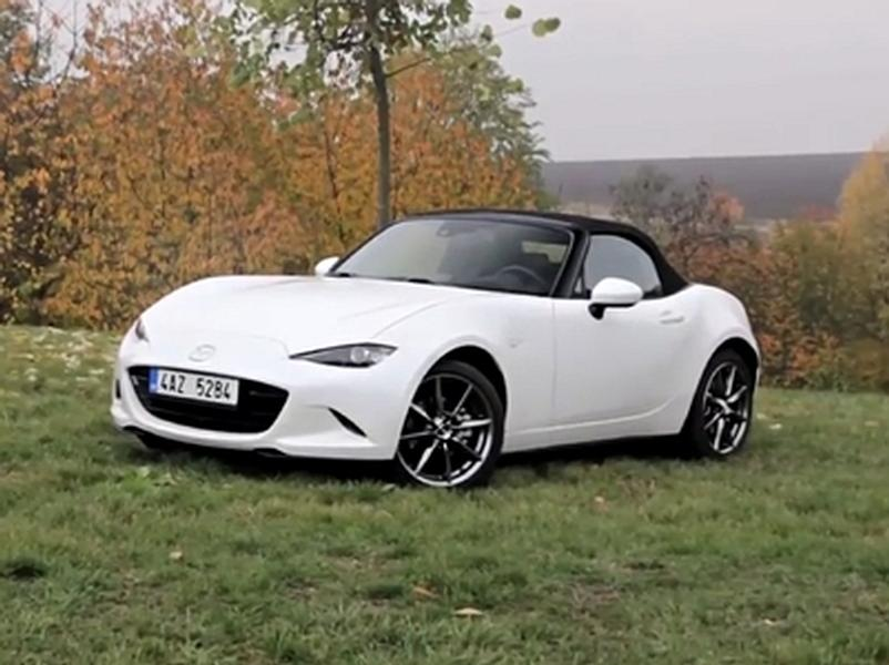 Video test Mazda MX 5