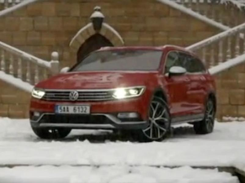 Test VW Passat Alltrack 2.0 BiTDI 4Motion