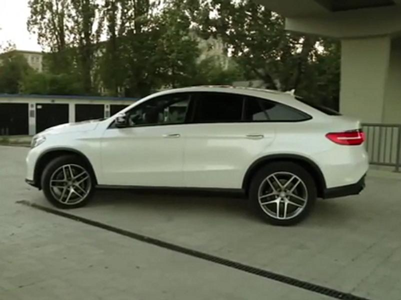 Test Mercedes GLE Coupe 350d 3.0 V6 4Matic