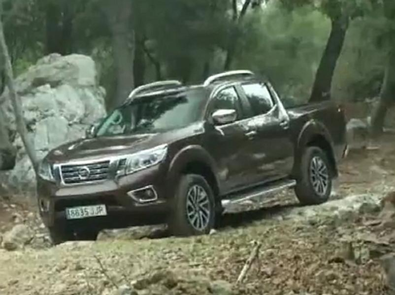 Video test Nissan Navara 300NP