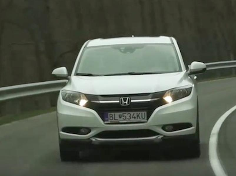 Video test Honda HR-V 1.6 i-DTEC vs 1.5 i-VTEC