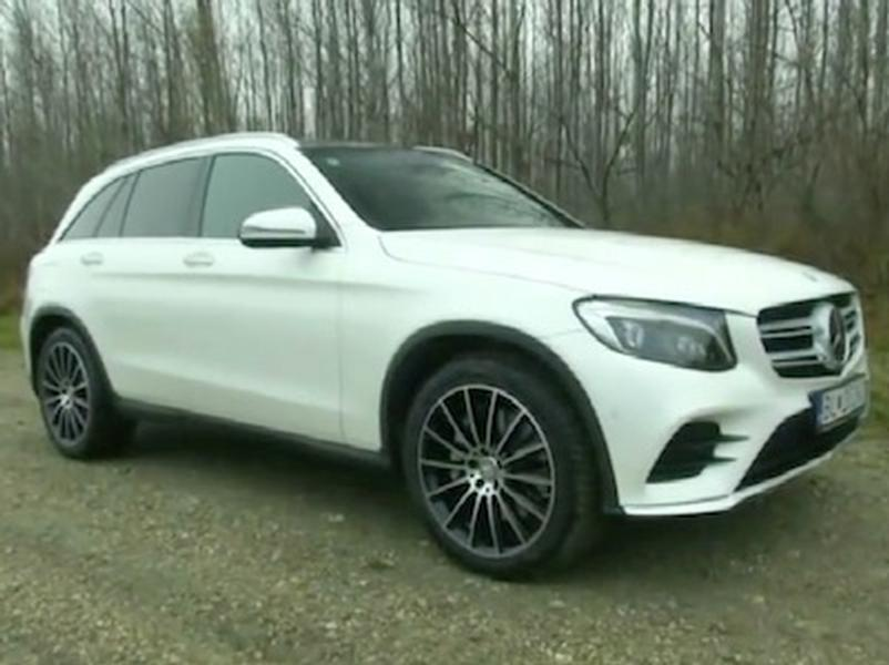 Test Mercedes-Benz GLC 250d