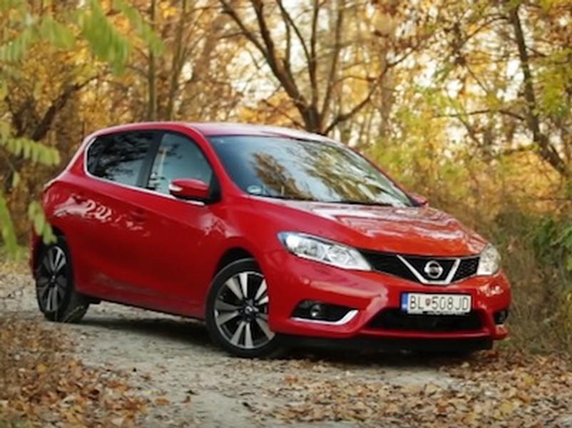 Video test  Nissan Pulsar 1.5 dCi