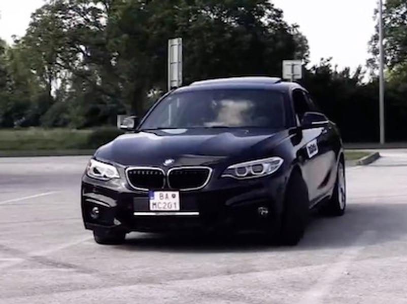 Test BMW 220d Coupé