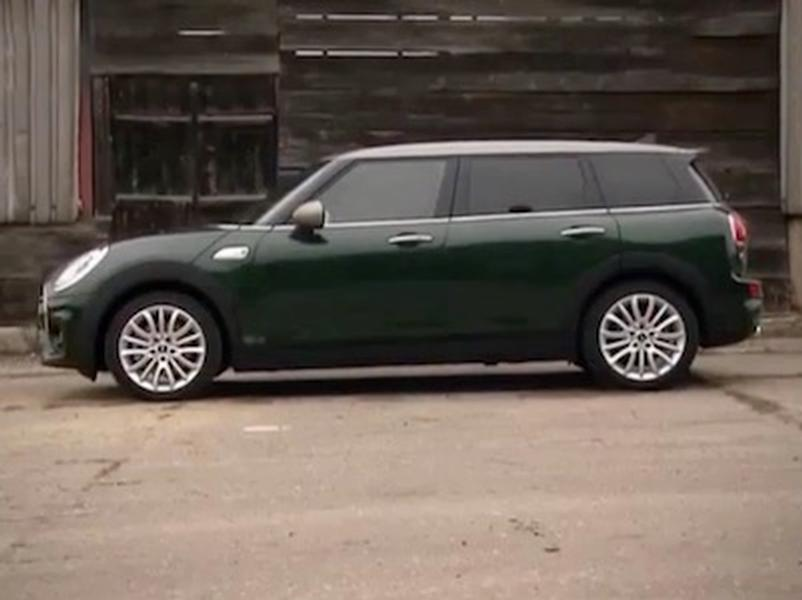 Video test Mini Cooper S Clubman