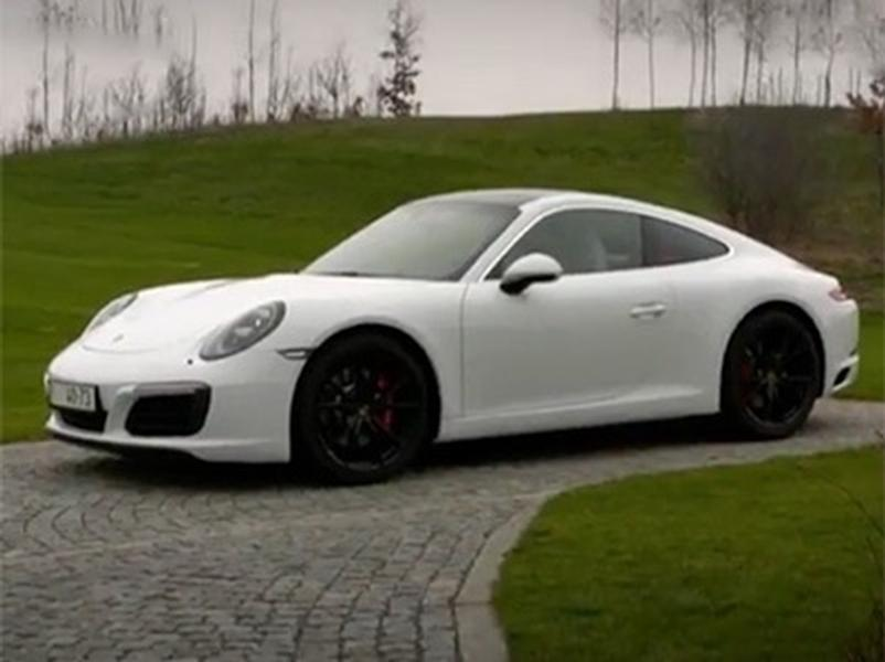 Video test Porsche 911 Carrera S PDK