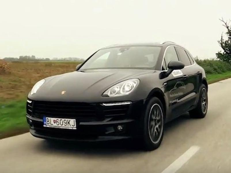 Video test Porsche Macan S Diesel
