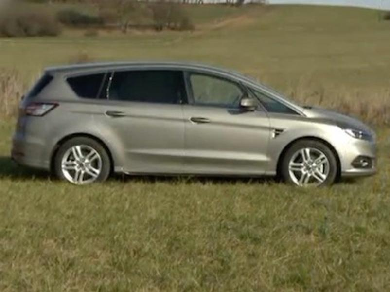 Video test Ford S-MAX 2,0 TDCI