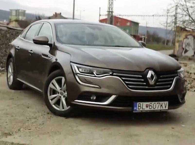 Video test Renault Talisman 1.6 TCe 150 EDC