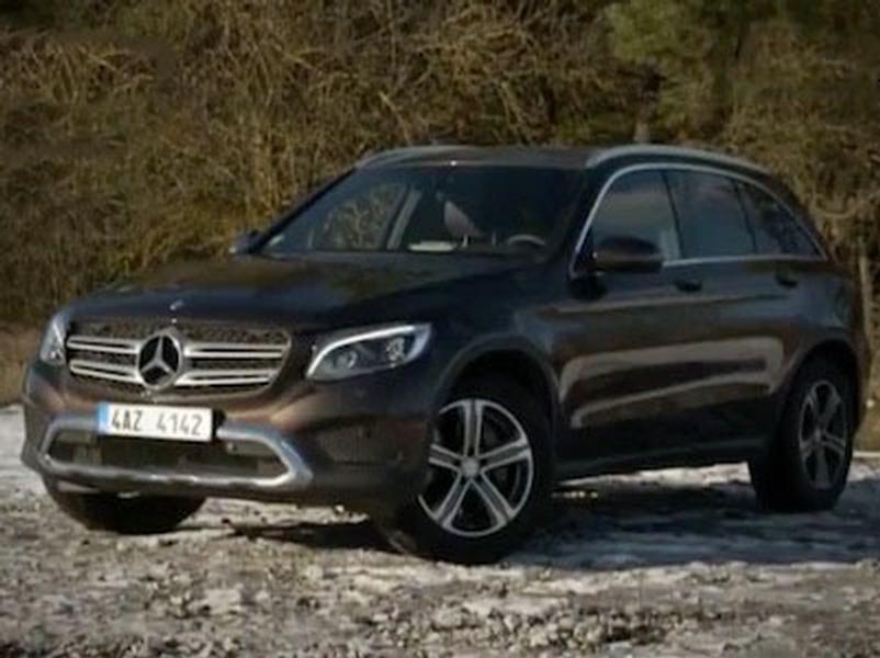 Test Mercedes-Benz GLC 220d 4Matic