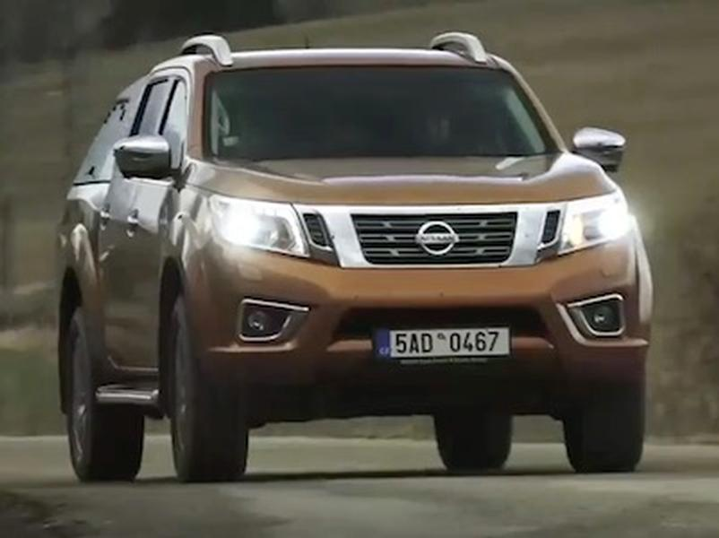 Video test Nissan Navara NP300 2.3 dCi