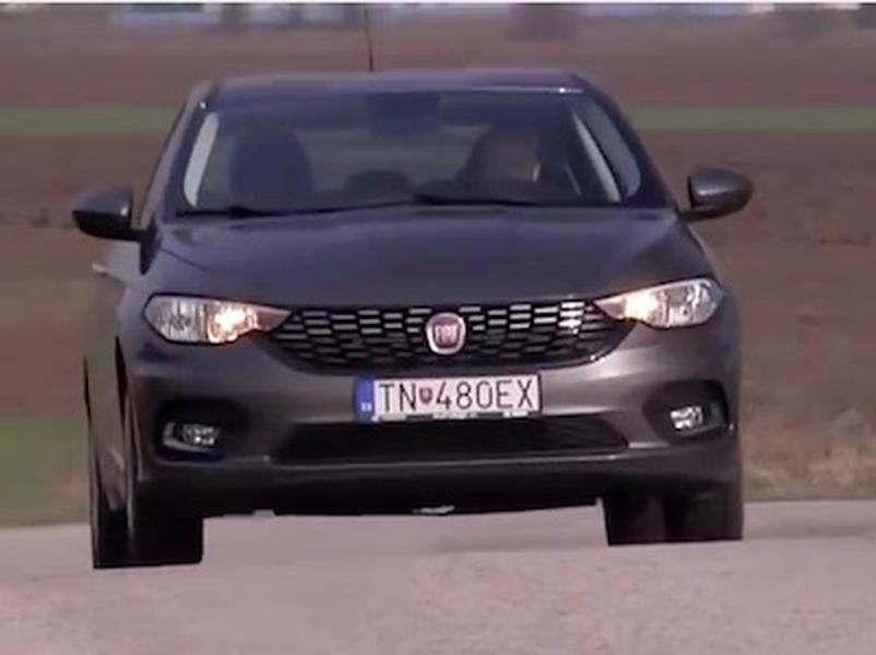 Test Fiat Tipo
