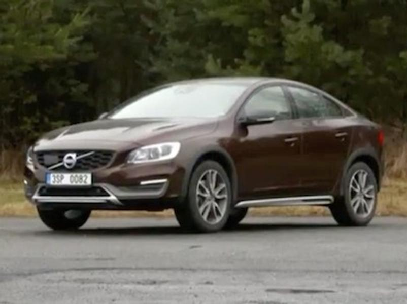Test Volvo S60 Cross Country T5 AWD