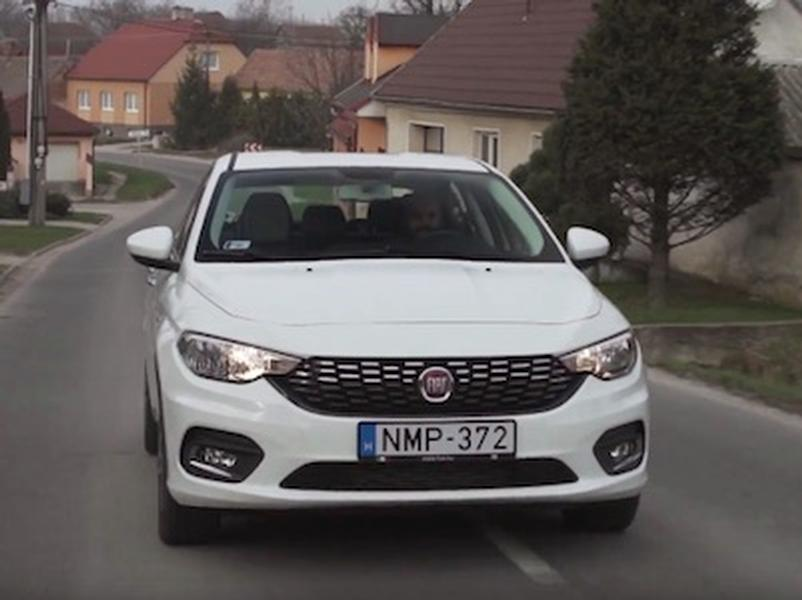 Test Fiat Tipo 1.6 MultiJet