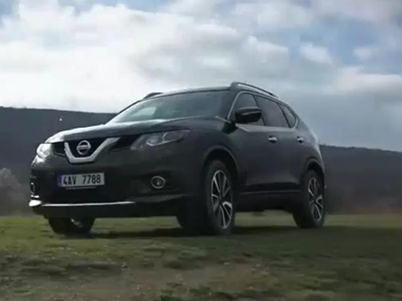 Video test Nissan X-Trail 1.6 DIG-T