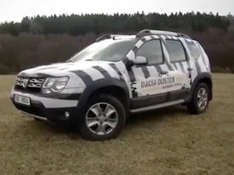 Video test Dacia Duster 1.5 dCI 4x4